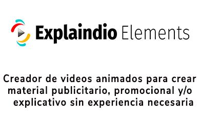 Explaindio Elements