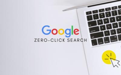 Búsquedas sin clics o zero-click searches