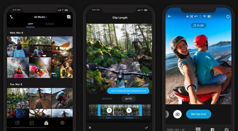 Quik app by GoPro