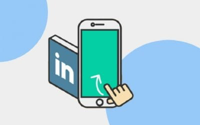 LinkedIn incorpora enlaces tipo Swipe-Up a sus historias